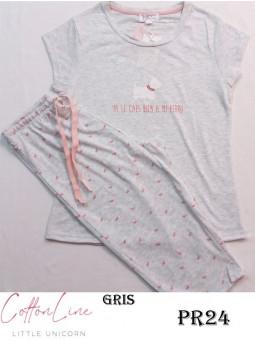 xeve delantal peto estampados con bolsillos tapeta tejido anti-lejia 79570